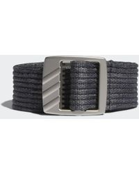adidas - Adicross Heathered Belt - Lyst