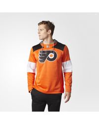 adidas - Flyers Jersey Replica Pullover Hoodie - Lyst