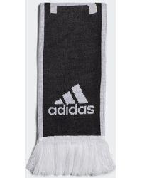 adidas - Juventus Home Scarf - Lyst