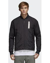 0bcd61f1a Lyst - Adidas Nmd Pullover Jacket in Black for Men