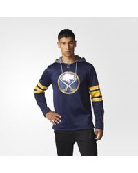 adidas - Sabres Jersey Replica Pullover Hoodie - Lyst