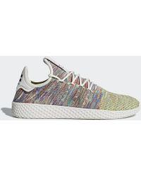 adidas - Pharrell Williams Tennis Hu Primeknit Shoes - Lyst