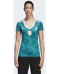 adidas - Germany Away Jersey - Lyst