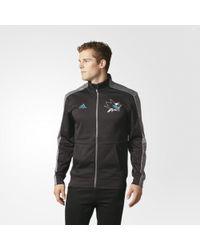 adidas - Sharks Track Jacket - Lyst
