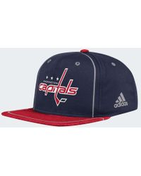 8f845aefa82 Lyst - Adidas Capitals Adjustable Slouch Hat in Blue for Men