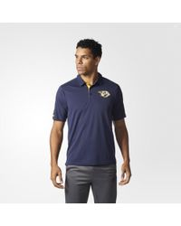 adidas - Predators Pro Locker Room Polo Shirt - Lyst