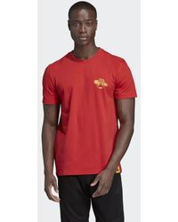 17c7534a2 adidas - Colombia Seasonal Special Graphic Tee - Lyst