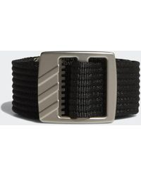 adidas - Adicross Textured Belt - Lyst