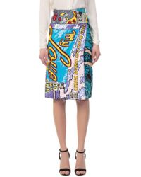 Olympia Le-Tan - I Do My Own Thing Skirt - Lyst