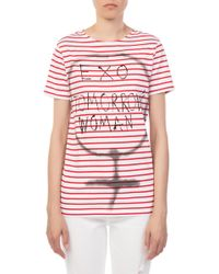Each x Other - Short Sleeves Mariniere T-shirt - Lyst