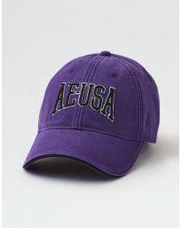 American Eagle - 90's Logo Hat - Lyst