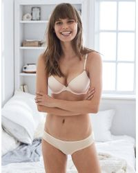 American Eagle - Day-to-play® Plunge Pushup Bra - Lyst