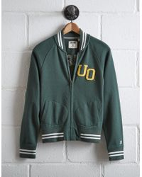 Tailgate - Women's Oregon Bomber Jacket - Lyst