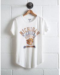 Tailgate - Women's Michigan Wolverines T-shirt - Lyst