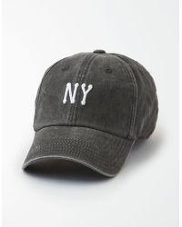 13228ed3496 American Eagle - American Needle Ny Vintage Logo Baseball Hat - Lyst
