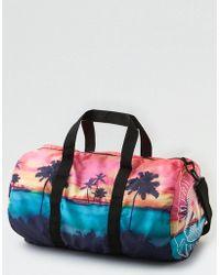 4926bd3db1 Lyst - Ralph Lauren Polo Rlx Lightweight Packable Duffel Bag in Blue ...
