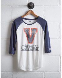 Tailgate - Women's Uva Cavaliers Baseball Shirt - Lyst