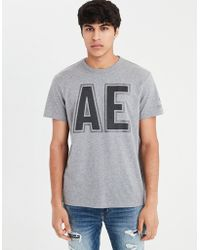 American Eagle - Ae Graphic Tee - Lyst