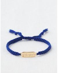 American Eagle - Friendship Bracelet - Lyst