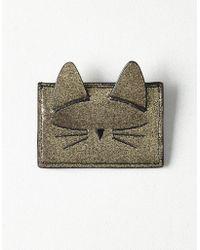 American Eagle - Cat Card Case - Lyst