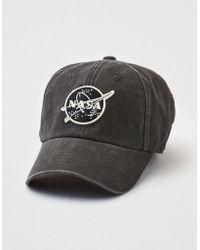 d0c5a91deee American Eagle - American Needle Nasa Baseball Cap - Lyst