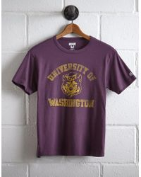 Tailgate - Men's University Of Washington T-shirt - Lyst