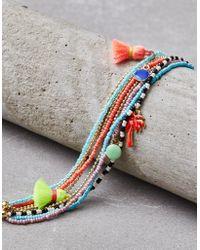 American Eagle - Neon Arm Party Bracelets - Lyst