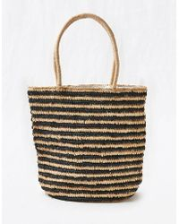 American Eagle - The Little Market Striped Tote - Lyst