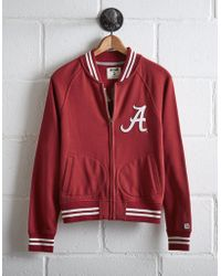 Tailgate - Women's Alabama Bomber Jacket - Lyst