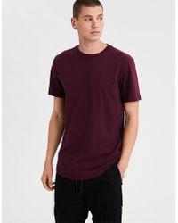American Eagle - Ae Longline T-shirt - Lyst