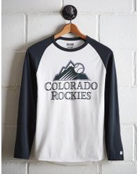 hot sale online df3f1 85974 Men's Colorado Rockies Baseball Shirt
