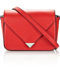 Alexander Wang | Prisma Envelope Sling In Cult With Rhodium | Lyst