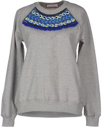 Matthew Williamson Sweatshirt - Lyst