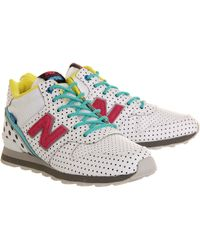 New Balance Multicolor Wh996 - Lyst