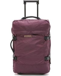 Bensimon - Roller Luggage Case - Prune - Lyst