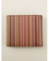 Paul Smith Billfold Wallet - Lyst