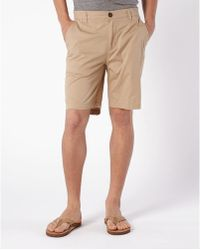 Threads 4 Thought Clean Front Short khaki - Lyst