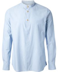 Folk Long Sleeve Shirt - Lyst