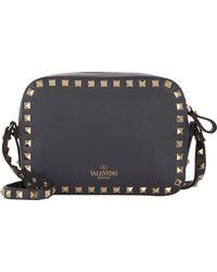 Valentino Rockstud Crossbody - Lyst