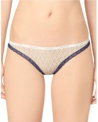 Calvin Klein Bottoms Up Bikini Panties - Lyst