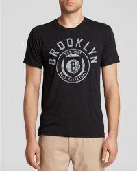 Sportiqe - Brooklyn Nets Tee - Lyst