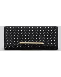 B Brian Atwood - Clutch Ingrid Perforated - Lyst