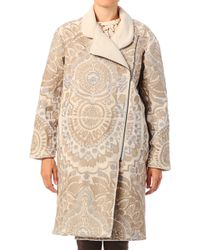 Antik Batik Long Coat Angelis1coa - Lyst