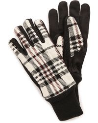 Carven - Plaid Gloves - Lyst