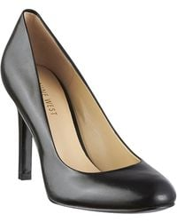 Nine West Caress Round Toe High Heels - Lyst