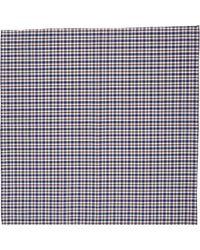 Thomas Mason - Tartan Pocket Square - Lyst