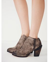 Freebird by Steven Detroit Ankle Boot - Lyst