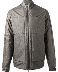 Lost & Found - Padded Jacket - Lyst