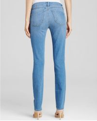 Yummie By Heather Thomson - Straight Leg Jeans In '70s Blues - Lyst