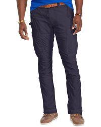 Polo Ralph Lauren Classic Fit Cargo Pant - Lyst